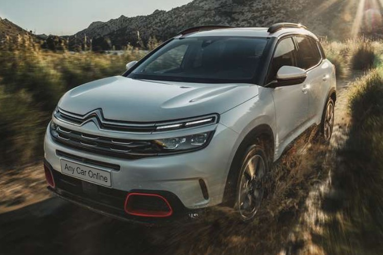 Citroen C5 Aircross Leasing