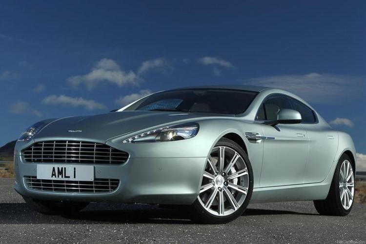 Aston Martin Rapide Leasing