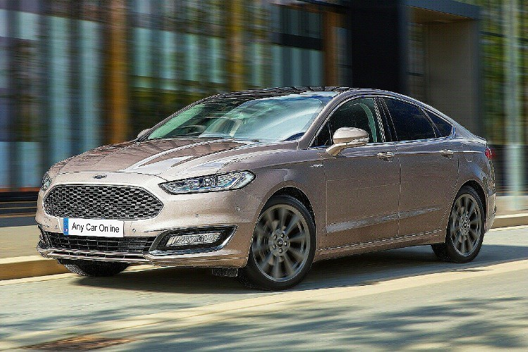 Ford Mondeo Vignale Leasing