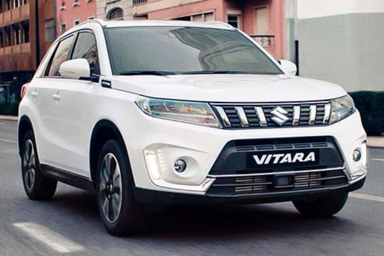 Suzuki Vitara Leasing