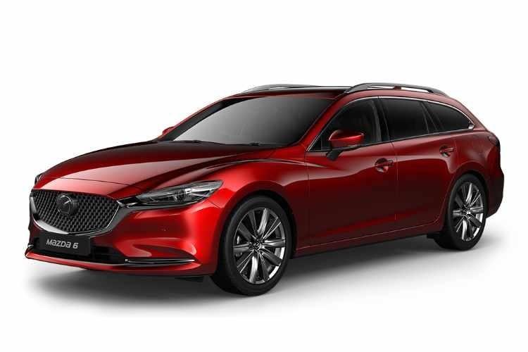 Mazda 6 Tourer Leasing