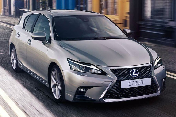 Lexus CT Lease