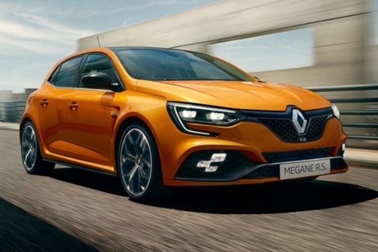 Renault Megane RS Leasing