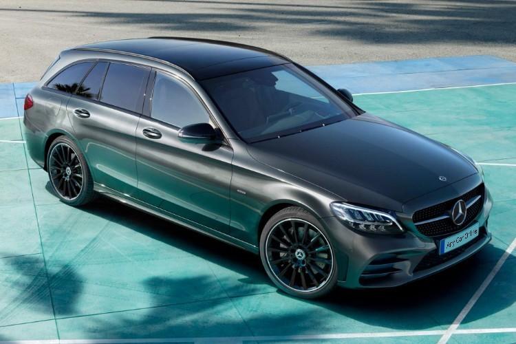 Mercedes C-Class Estate Leasing