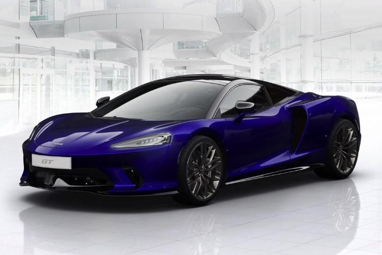 McLaren GT Leasing