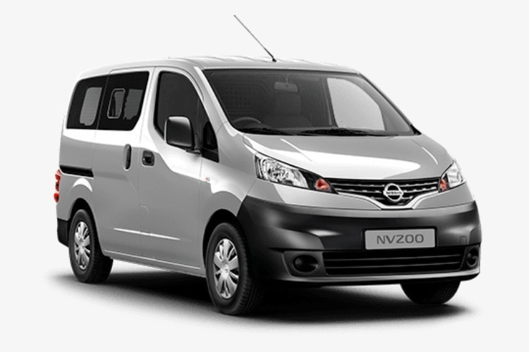 Nissan NV200 Combi Leasing