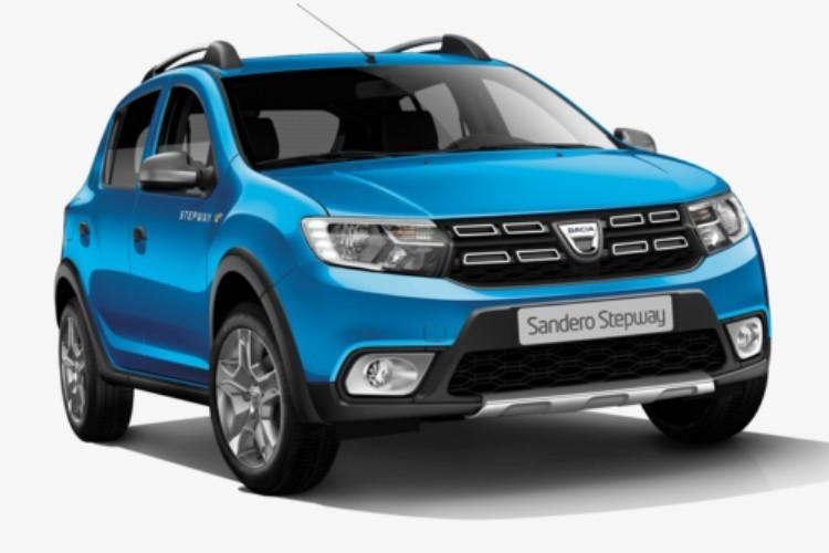 Dacia Sandero Stepway Leasing