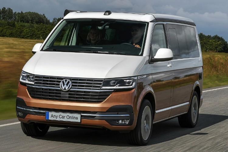 Volkswagen California Leasing