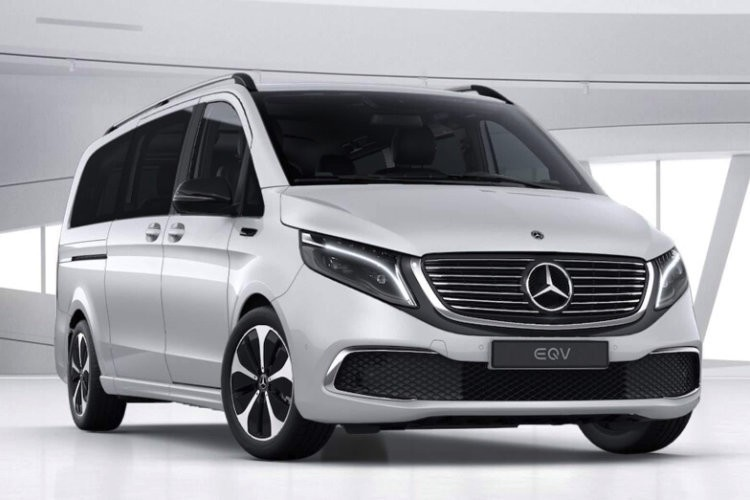 Mercedes EQV Leasing