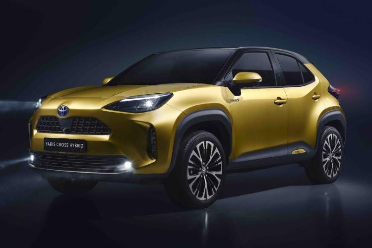 Toyota Yaris Cross Lease