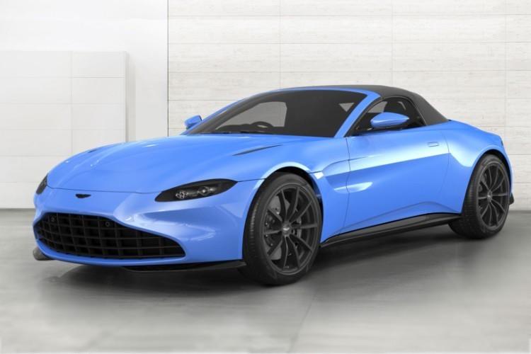 Aston Martin Vantage Roadster Leasing