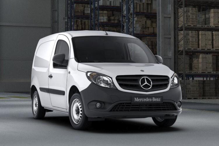 Mercedes Citan L2 Leasing