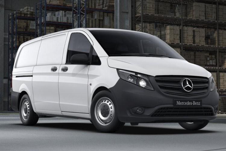 Mercedes Vito L2 Leasing
