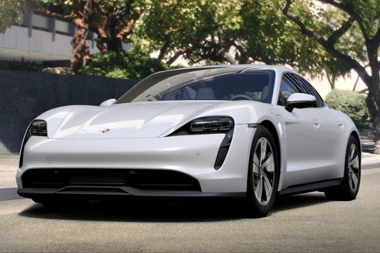 Porsche Teycan Leasing