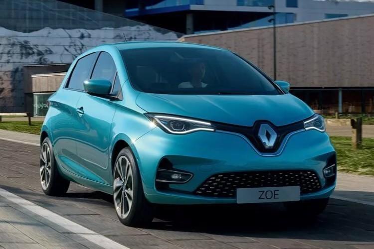 Renault Zoe Leasing