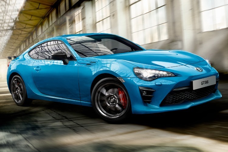 Toyota GT86 Leasing