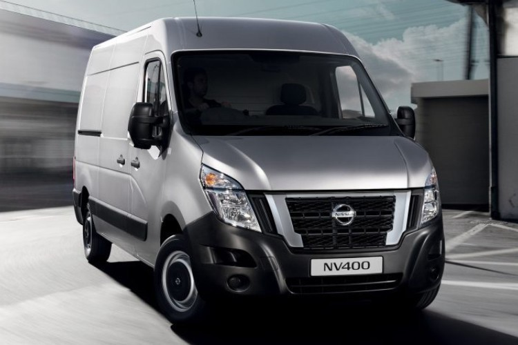 Nissan NV400 Leasing
