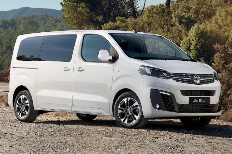 Vauxhall Vivaro Life Leasing