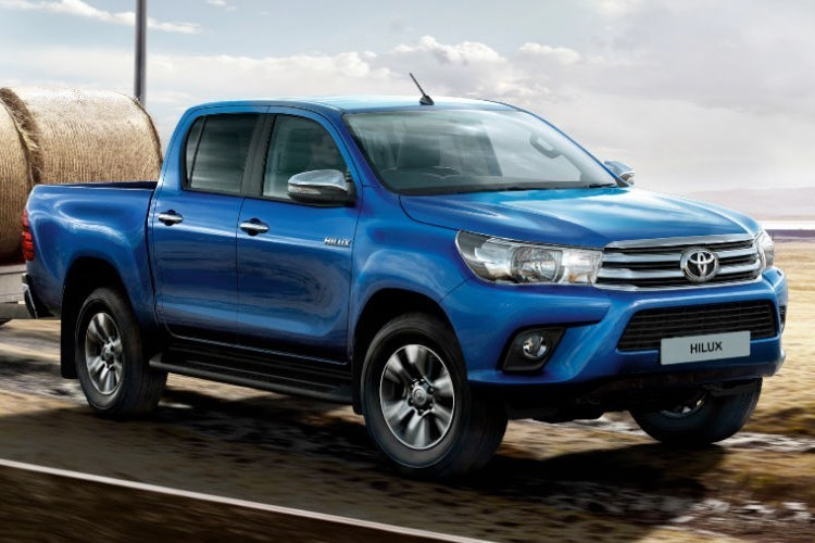 Toyota Hilux Leasing