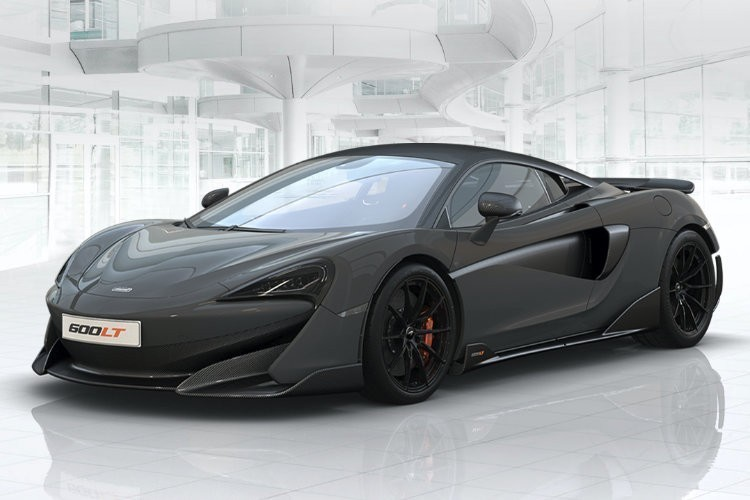 McLaren 600LT Coupe Leasing