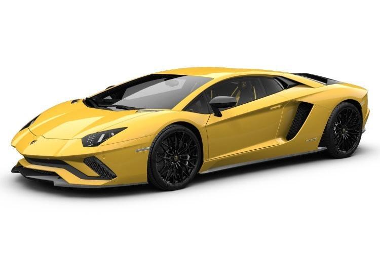 Lamborghini Aventador Coupe Leasing
