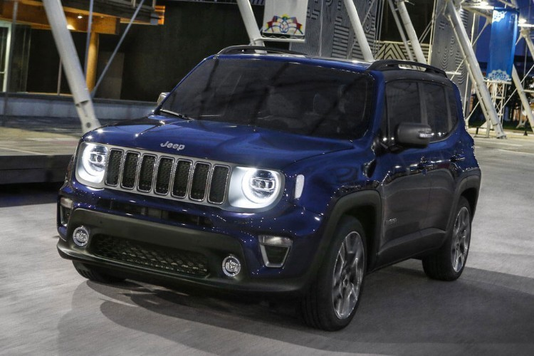 Jeep Renegade Lease