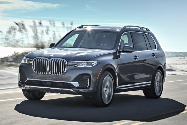 BMW X7 Lease