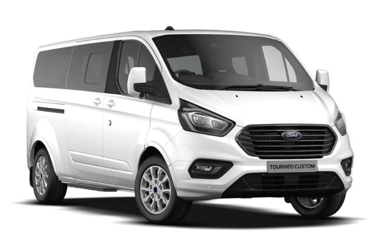 Ford Tourneo Custom L2 Leasing