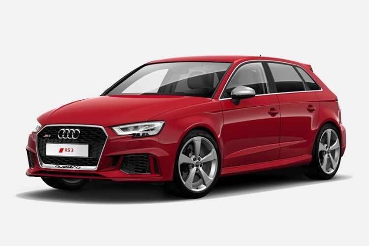 Audi RS3 Sportback Leasing