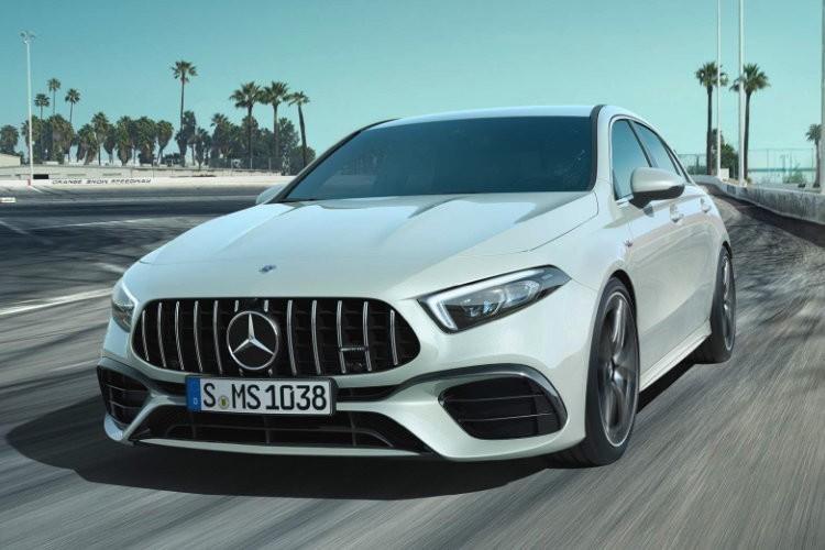 Mercedes A-Class AMG Leasing