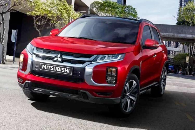 Mitsubishi ASX Lease