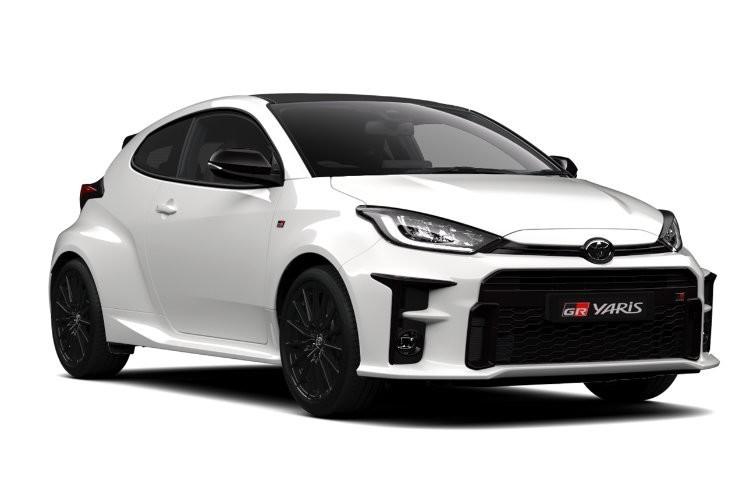 Toyota Yaris GR Leasing