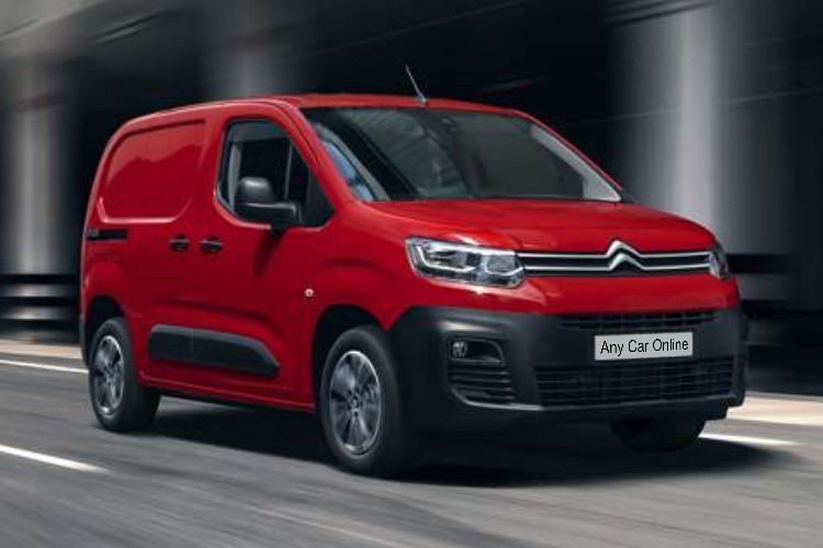 Citroen Berlingo Leasing