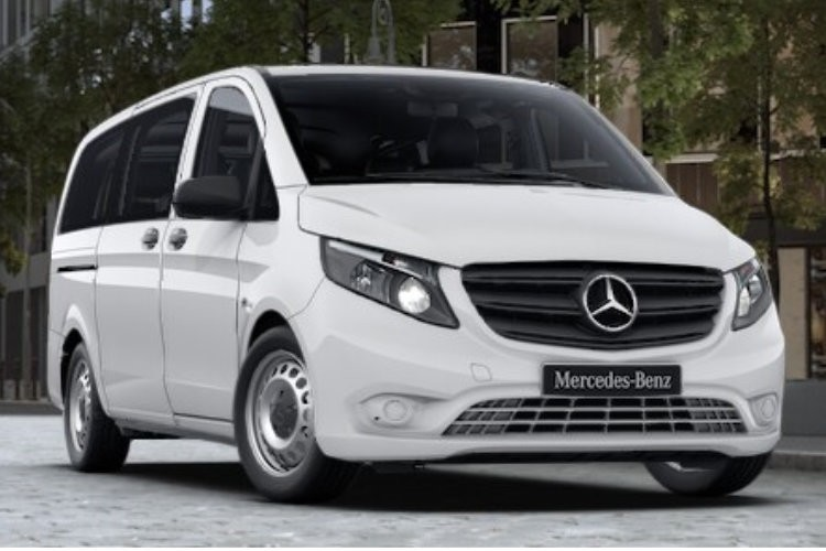 Mercedes Vito Tourer L2 Leasing
