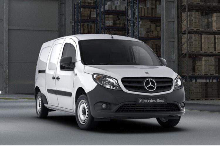 Mercedes Citan L3 Leasing