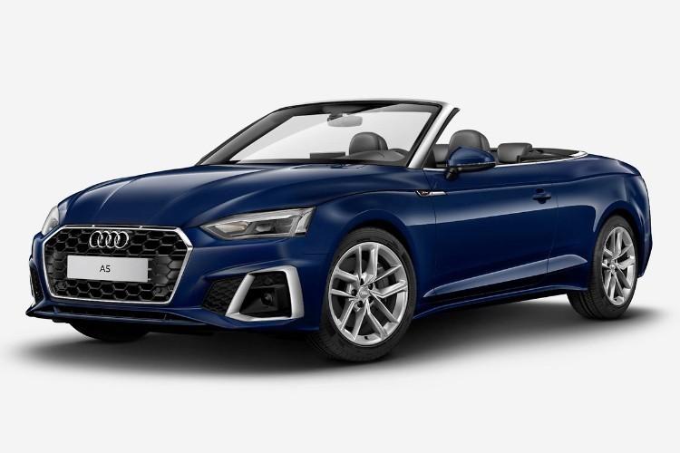 Audi A5 Cabriolet Leasing