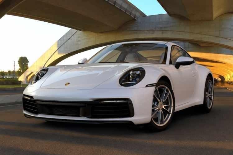 Porsche 911 Carrera 4 Coupe Leasing