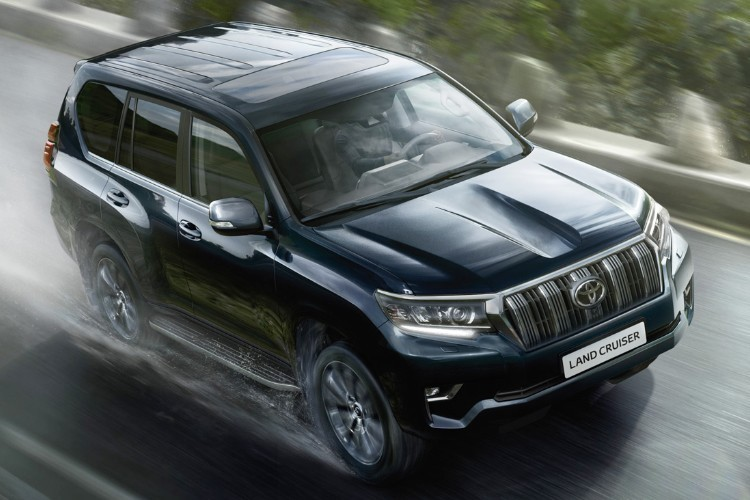 Toyota Land Cruiser Leasing