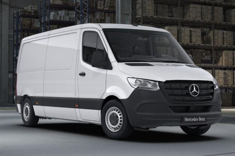 Mercedes Sprinter L2 Leasing