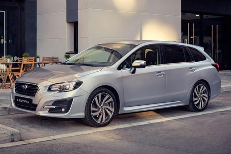 Subaru Levorg Leasing