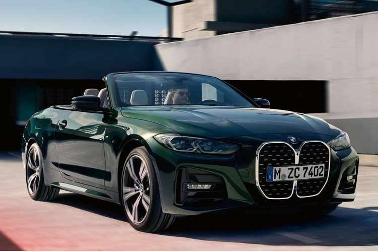 BMW 4-Series Convertible Leasing