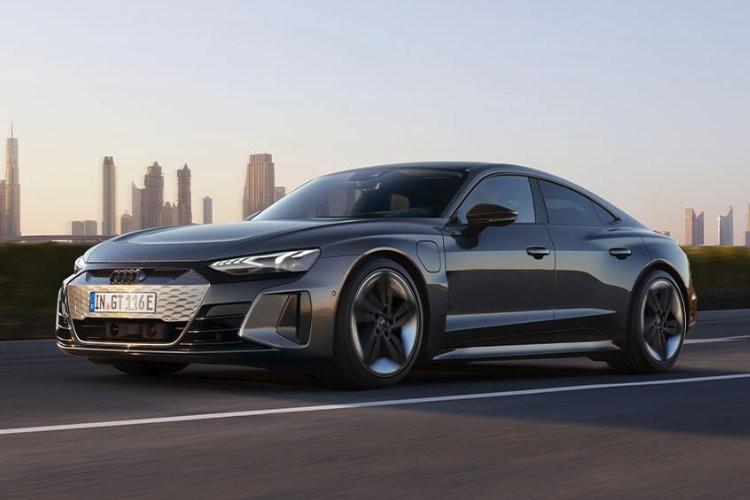 Audi E-Tron GT Leasing