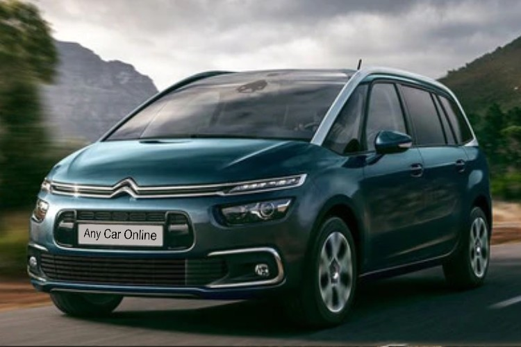 Citroen Grand C4 Spacetourer Leasing