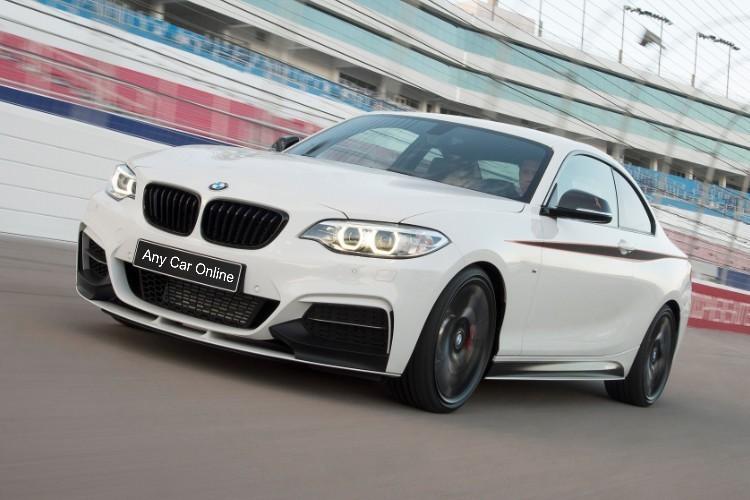 BMW M2 Lease