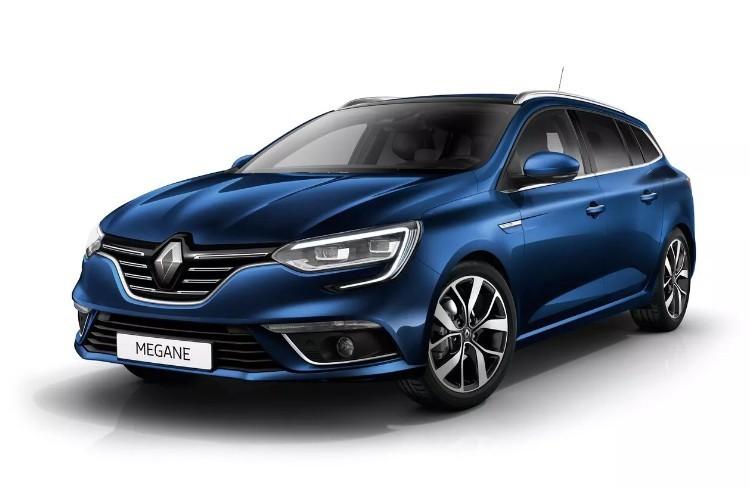 Renault Megane Sport Tourer Leasing