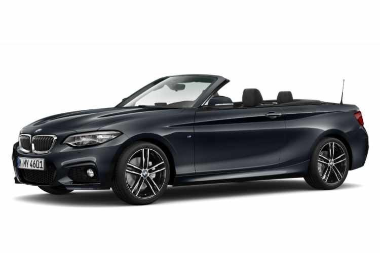 BMW 2 Series Convertible Leasing