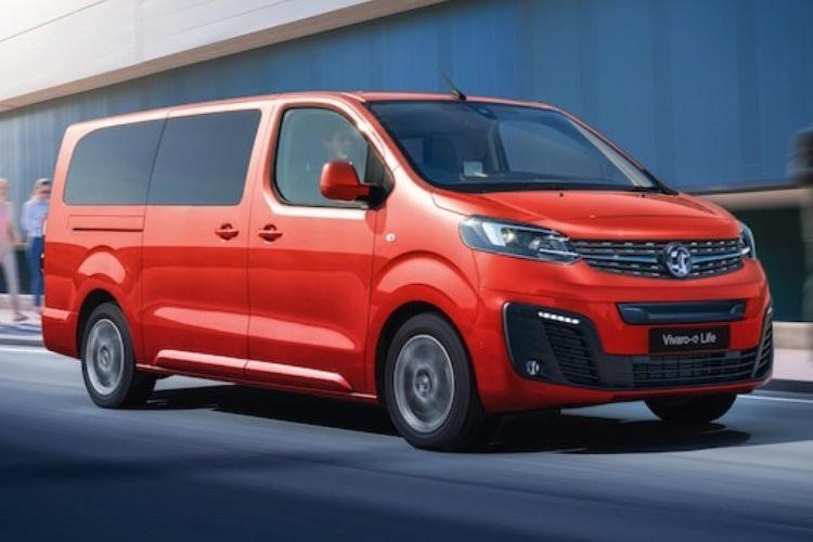 Vauxhall Vivaro-e Life Leasing