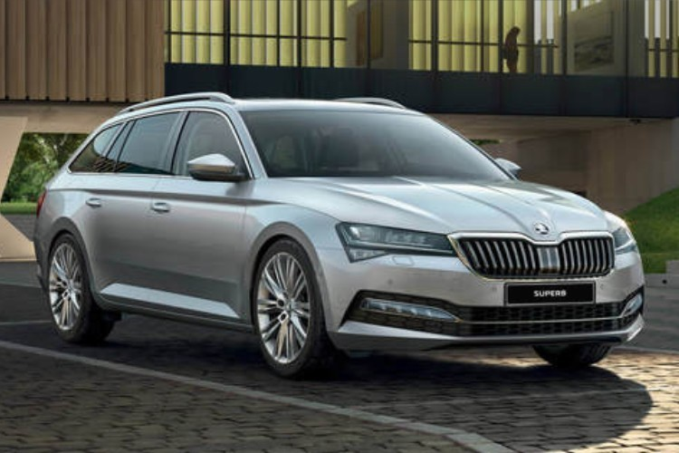Skoda Superb Estate Leasing