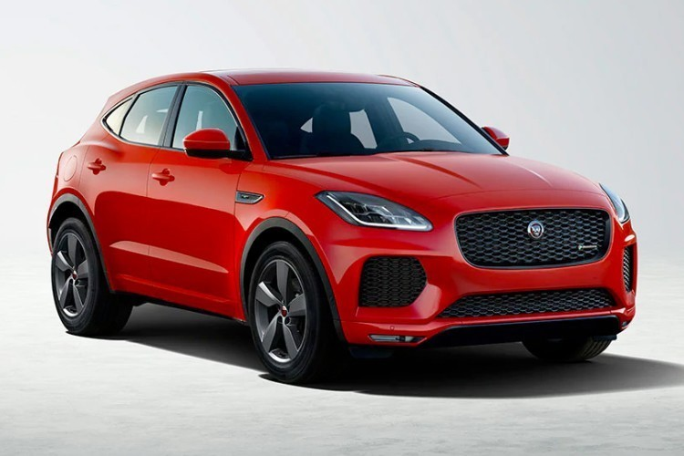Jaguar E-Pace Lease