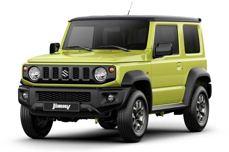 Suzuki Jimny Leasing